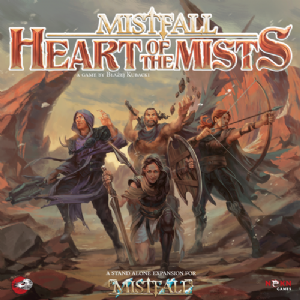 Mistfall : Heart of the Mists